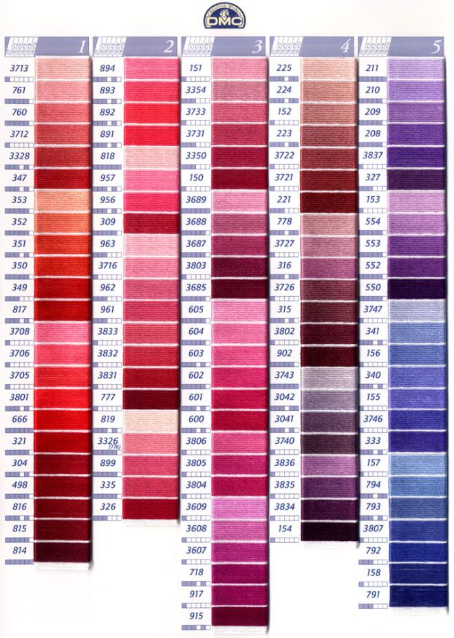 Rychlá objednávka barevnice 1