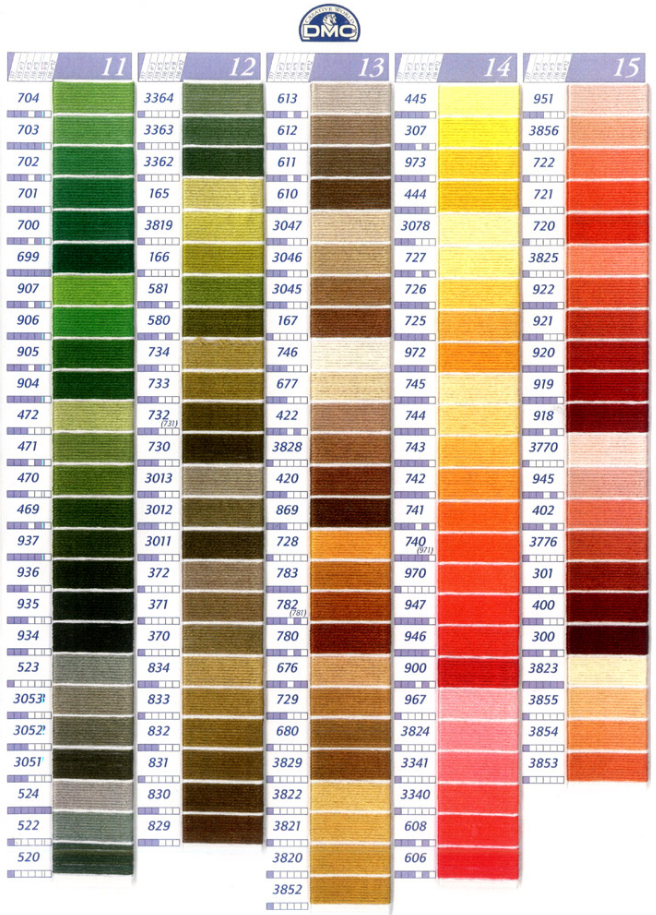 Rychlá objednávka barevnice 3