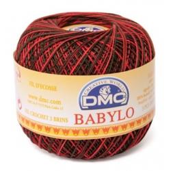 Babylo 50g Červená vícebarevná